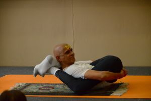 International day of Yoga with Dr Satya Prakash